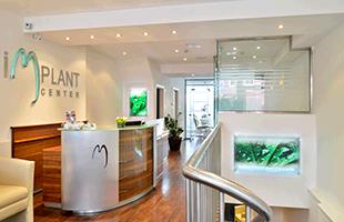 Dentistry in London - Implantcenter dentistry